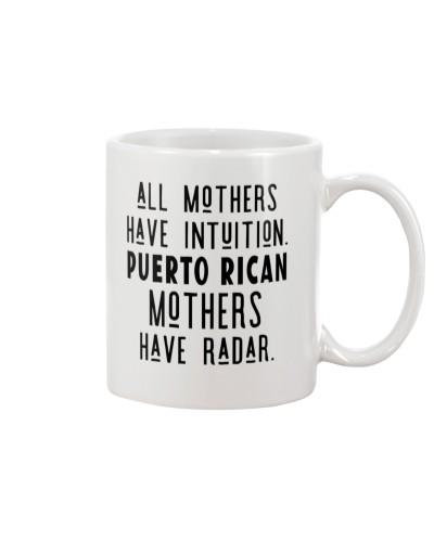PUERTO RICAN MOTHERS HAVE RADAR