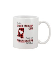 SOUTH CAROLINA GIRL LIVING IN MISSISSIPPI WORLD Mug thumbnail