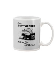 WEST VIRGINIA  I MISS YOU ALL THE TIME Mug thumbnail
