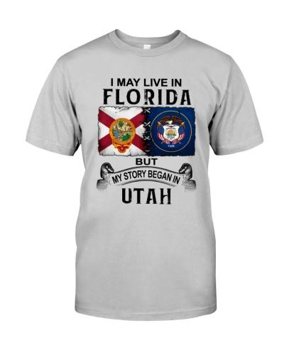 LIVE IN FLORIDA BEGAN IN UTAH