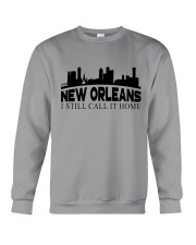 NEW ORLEANS I STILL CALL IT HOME Crewneck Sweatshirt tile