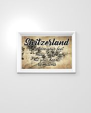 SWITZERLAND A PLACE YOUR HEART REMAINS 24x16 Poster poster-landscape-24x16-lifestyle-02