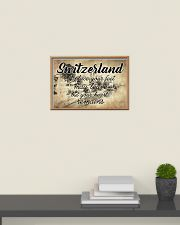 SWITZERLAND A PLACE YOUR HEART REMAINS 24x16 Poster poster-landscape-24x16-lifestyle-09