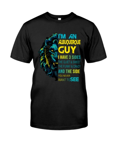 I'M AN ALBUQUERQUE GUY I HAVE 3 SIDES