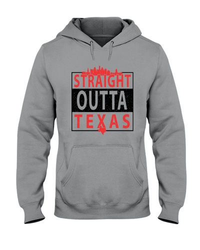 STRAIGHT OUTTA TEXAS