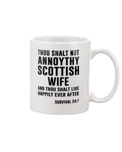 NOT ANNOYTHY SCOTTISH WIFE