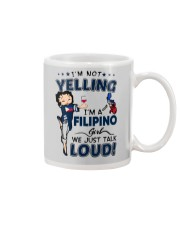 I'M A FILIPINO GIRL WE JUST TALK LOUD Mug thumbnail