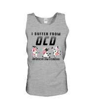 I SUFFER FROM OPD OBESSIVE COW DISORDER  Unisex Tank thumbnail
