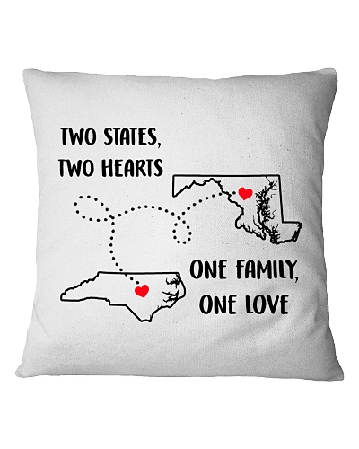 MARYLAND AND NORTH CAROLINA TWO STATES TWO HEART