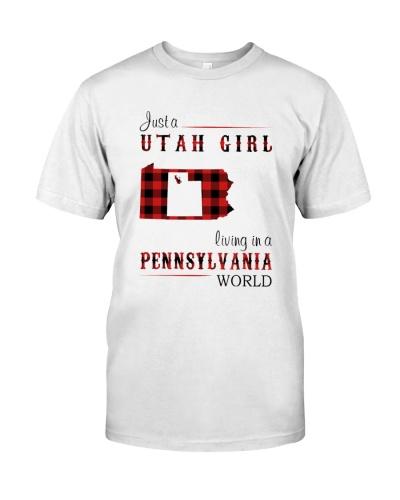 UTAH GIRL LIVING IN PENNSYLVANIA WORLD