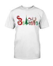PANDA BELIEVE Classic T-Shirt thumbnail