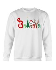 PANDA BELIEVE Crewneck Sweatshirt thumbnail
