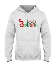 PANDA BELIEVE Hooded Sweatshirt thumbnail