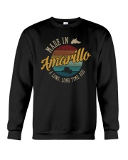 MADE IN AMARILLO A LONG TIME AGO VINTAGE Crewneck Sweatshirt thumbnail
