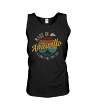 MADE IN AMARILLO A LONG TIME AGO VINTAGE Unisex Tank thumbnail