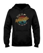 MADE IN AMARILLO A LONG TIME AGO VINTAGE Hooded Sweatshirt thumbnail