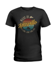 MADE IN AMARILLO A LONG TIME AGO VINTAGE Ladies T-Shirt thumbnail