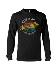 MADE IN AMARILLO A LONG TIME AGO VINTAGE Long Sleeve Tee thumbnail