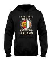 LIVE IN SPAIN MY STORY IN IRELAND Hooded Sweatshirt thumbnail
