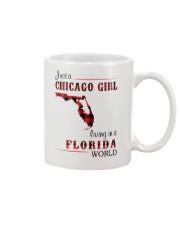 CHICAGO GIRL LIVING IN FLORIDA WORLD Mug thumbnail