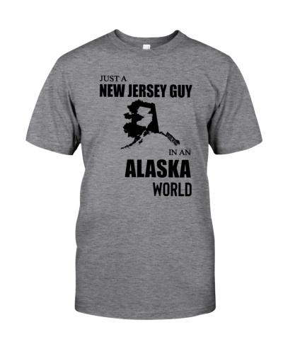 JUST A NEW JERSEY GUY IN AN ALASKA WORLD