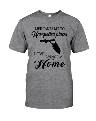 OKLAHOMA FLORIDA LOVE BRINGS ME HOME