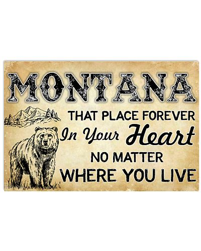 MONTANA THAT PLACE FOREVER IN YOUR HEART