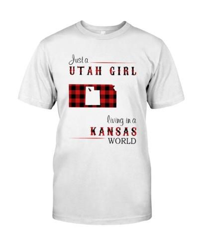 UTAH GIRL LIVING IN KANSAS WORLD