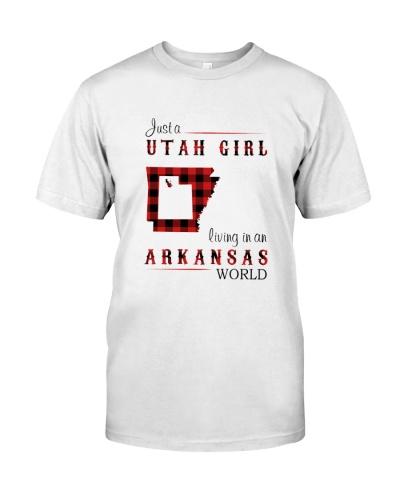UTAH GIRL LIVING IN ARKANSAS WORLD