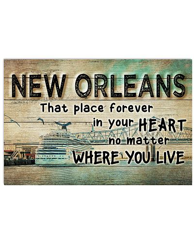 NEW ORLEANS THAT PLACE FOREVER IN YOUR HEART