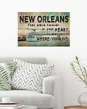NEW ORLEANS THAT PLACE FOREVER IN YOUR HEART 24x16 Poster poster-landscape-24x16-lifestyle-01