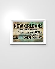 NEW ORLEANS THAT PLACE FOREVER IN YOUR HEART 24x16 Poster poster-landscape-24x16-lifestyle-02