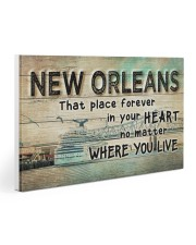 NEW ORLEANS THAT PLACE FOREVER IN YOUR HEART 30x20 Gallery Wrapped Canvas Prints thumbnail