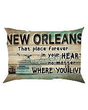 NEW ORLEANS THAT PLACE FOREVER IN YOUR HEART Rectangular Pillowcase thumbnail