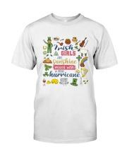 IRELAND  GIRLS SUNSHINE MIXED HURRICANE Classic T-Shirt thumbnail