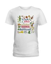 IRELAND  GIRLS SUNSHINE MIXED HURRICANE Ladies T-Shirt thumbnail