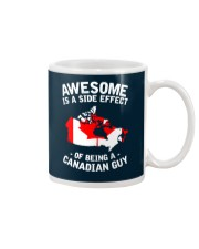 AWESOME IS A SIDE EFFECT OF CANADIAN GUY Mug thumbnail