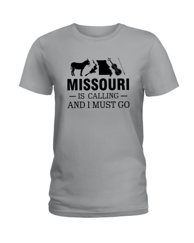 MISSOURI IS CALLING AND I MUST GO