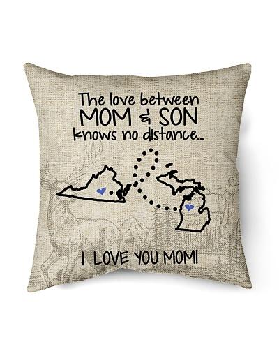 MICHIGAN VIRGINIA THE LOVE MOM AND SON