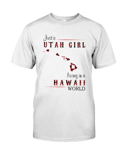 UTAH GIRL LIVING IN HAWAII WORLD