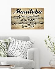 MANITOBA A PLACE YOUR HEART REMAINS 24x16 Poster poster-landscape-24x16-lifestyle-01