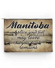 MANITOBA A PLACE YOUR HEART REMAINS Accessory Pouch tile