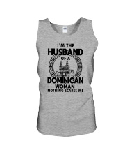 I'M THE HUSBAND OF A DOMINICAN WOMAN Unisex Tank thumbnail