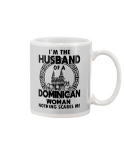 I'M THE HUSBAND OF A DOMINICAN WOMAN Mug thumbnail