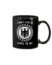GERMANY LIVES IN ME Mug thumbnail