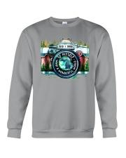 MICHIGAN AND I THINK TO MYSELF Crewneck Sweatshirt thumbnail