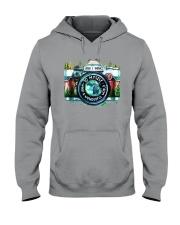 MICHIGAN AND I THINK TO MYSELF Hooded Sweatshirt thumbnail