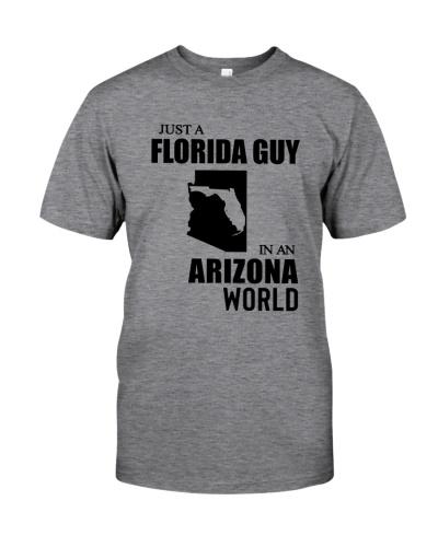 JUST A FLORIDA GUY IN AN ARIZONA WORLD