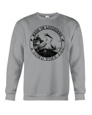 MADE IN LOUISIANA A LONG TIME AGO Crewneck Sweatshirt thumbnail