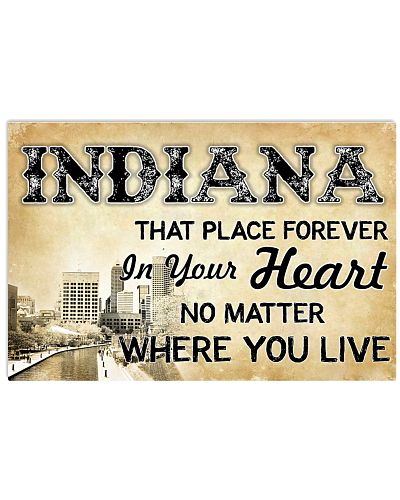 INDIANA THAT PLACE FOREVER IN YOUR HEART